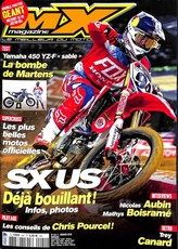 MX Magazine N° 241 Janvier 2018