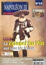 Napoléon III N° 44 August 2018