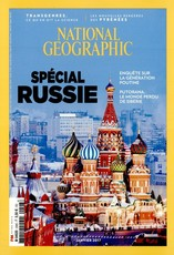 National geographic N° 208 Décembre 2016