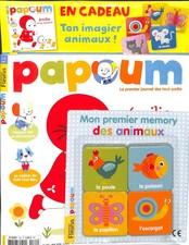Papoum N° 182 April 2018