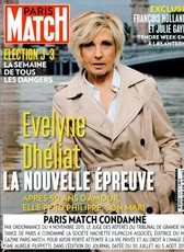 Paris Match N° 3544 Avril 2017