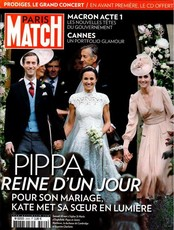 Paris Match N° 3549 Mai 2017