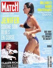 Paris Match N° 3558 Juillet 2017