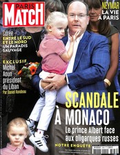 Paris Match N° 3566 Septembre 2017