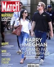 Paris Match N° 3568 Octobre 2017