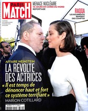 Paris Match N° 3570 Octobre 2017