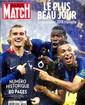 Paris Match N° 3610 July 2018