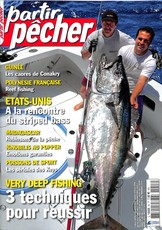 Partir pêcher N° 53 Décembre 2017