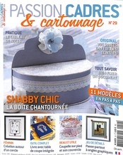 Passion cadres N° 29 August 2018