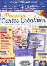 Passion cartes créatives N° 43 Octobre 2017