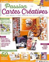 Passion cartes créatives N° 48 August 2018