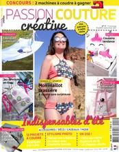 Passion couture créative N° 17 Juin 2017