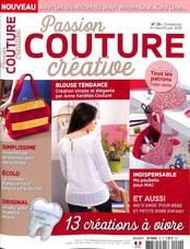 Passion couture créative N° 20 March 2018