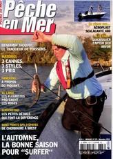 Pêche en mer N° 377 Novembre 2016