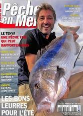 Pêche en mer N° 385 Juillet 2017