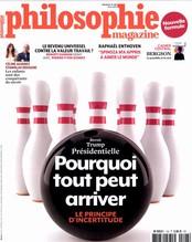 Philosophie Magazine N° 108 Mars 2017