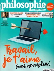 Philosophie Magazine N° 109 Avril 2017