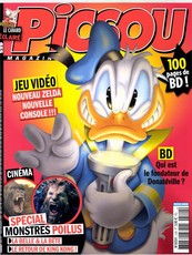 Picsou magazine N° 529 Février 2017