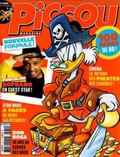 Picsou magazine N° 531 Mai 2017