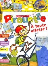 Pirouette N° 166 August 2018