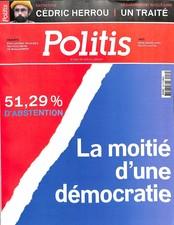 Politis N° 1458 Juin 2017