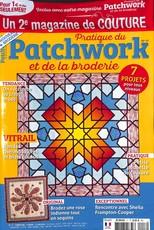 Pratique du patchwork + N° 17 March 2018