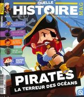 Quelle histoire magazine N° 11 Juin 2017