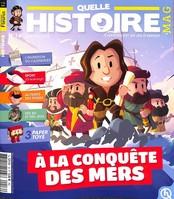 Quelle histoire magazine N° 16 Décembre 2017