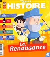 Quelle histoire magazine N° 20 April 2018
