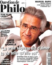Question de philo N° 11 September 2018