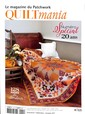 Quiltmania N° 121 Septembre 2017