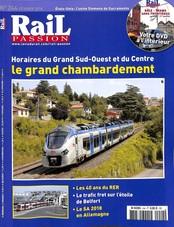 Rail Passion N° 244 Janvier 2018