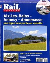 Rail Passion N° 250 July 2018