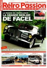 Rétro passion automobiles N° 258 Mai 2017