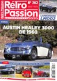 Rétro passion automobiles N° 262 January 2018