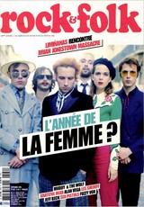 Rock et Folk N° 589 Août 2016