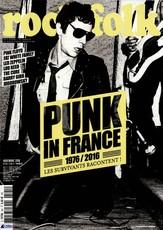 Rock et Folk N° 593 Décembre 2016