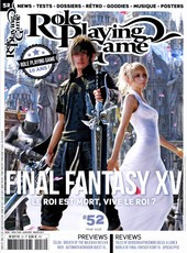 Role Playing Game N° 52 Février 2017