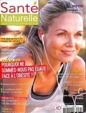 Santé Naturelle N° 59 Août 2017
