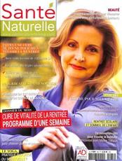Santé Naturelle N° 65 August 2018