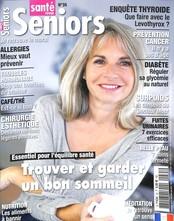Santé revue seniors N° 35 April 2018