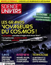 Science et univers N° 26 Novembre 2017