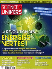 Science et univers N° 28 May 2018
