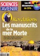 Sciences et Avenir N° 838 Novembre 2016