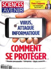 Sciences et Avenir N° 852 Janvier 2018