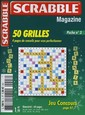 Scrabble Magazine Poche N° 1 Octobre 2016