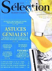 Sélection du Reader's Digest N° 829 Mai 2017