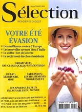 Sélection du Reader's Digest N° 840 June 2018