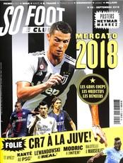 So foot club N° 45 August 2018