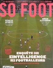 So foot N° 155 April 2018